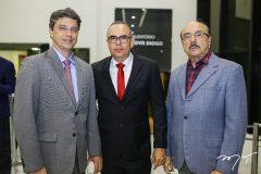 André Siqueira, Elano Guilherme e Carlucio Pereira