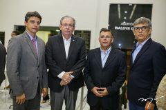 André Siqueira, Ricardo Cavalcante, Rubens Veras e Cid Alves