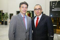 André Siqueira e Elano Guilherme