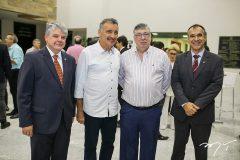 Chico Esteves, Artur Bruno, Maia Júnior e Eduardo Neves