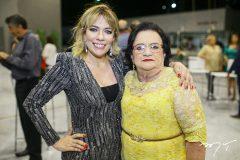 Claudênia Regia e Francisca Vasconcelos