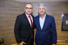 Elano Guilherme e Lélio Mathias
