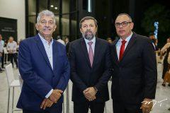 Lelio Mathias, Élcio Batista e Elano Guilherme