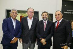 Lelio Mathias, Ricardo Cavalcante, Elcio Batista e Elano Mathias
