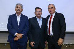 Lelio Mathias, Rubens Veras e Elano Guilherme