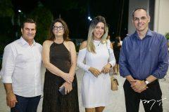 Manoel Trajano, Deia Venancio, Diana Murinelly e Guilherme Pequeno
