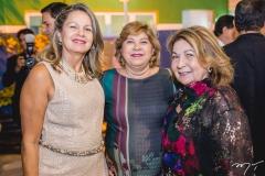 Isabel, Elane e Nadja de Sá Cavalcante