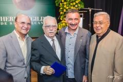 João Soares, Cid Carvalho, Artur Bruno e Roberto Farias