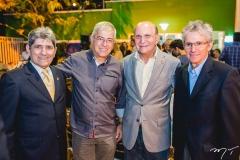 José Augusto Bezerra, Paulo César Norões, João Soares e Pádua Lopes