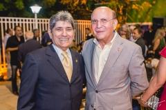 José Augusto Bezerra e João Soares