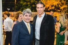 José Augusto Bezerra e Wilson Loureiro