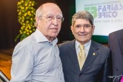 Lúcio Alcântara e José Augusto Bezerra