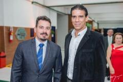 Miquel Dias Filho e Wilson Loureiro