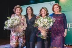 Nádia, Dayse, Hilda e Irami de Sá Cavalcante