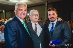Tales de Sá Cavalcante, Cid Carvalho e Miguel Dias