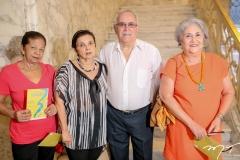 Elza Nunes, Maria de Jesus, Murilo e Gorete Cavalcante