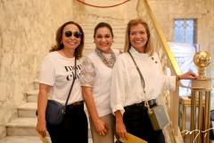 Isabel Sousa, Miriam Holanda e Ana Pinto
