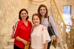 Marilena Campos, Lenita Negrão e Leive Machado