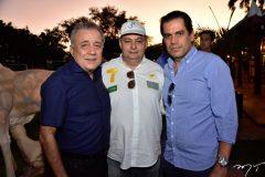 Adalto Bezerra Filho, Jeser Oliveira e Etervaldo Nogueira