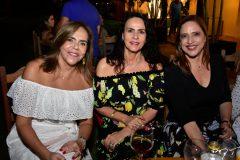 Ailsa Ventura, Katerine Ary e Ana Claudia Canamary