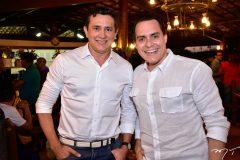 Andrade Mendonca e Francisco Campelo