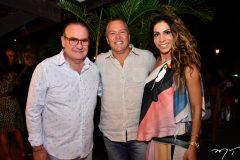 Chiquinho Feitosa, Claudio e Synara Leal