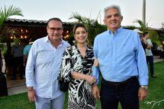 Chiquinho Feitosa, Jacqueline e Thales de Sa Cavalcante