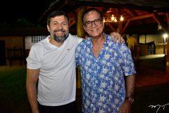 Elcio Batista e Beto Studart