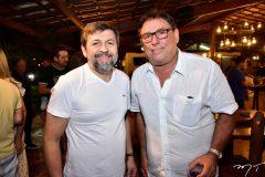 Elcio Batista e Mauricio Pinheiro