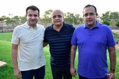 Fernando Gurgel, Fernando Cirino e Celio Gurgel