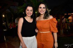 Gisselle Fazanha e Jessica Monteiro