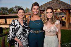 Jacqueline Sa Cavalcante, Anelisa Barreira e Lucinha Feitosa