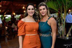 Jessica Monteiro e Ana Elisa Barreira