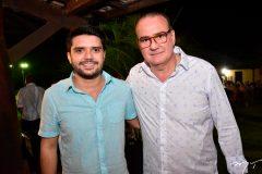 Paulo Italo Sales e Chiquinho Feitosa