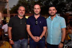Raimundo Feitos, Diego Trindade e Paulo Italo Sales