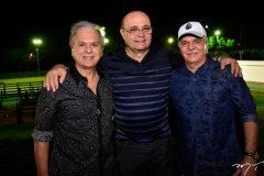 Ricardo Rolim, Fernando Cirino e Pio Rodrigues