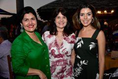 Virginia e Susy Feitosa e Carolina Bezerra