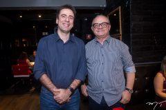 André Xenofonte e Eyorand Andrade