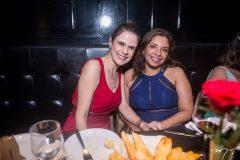 Niedja Bezerra e Dolores Nour