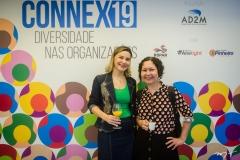 Ana Beatriz Ponte e Cláudia Albuquerque
