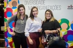 Daiana Godoy, Thamyres Heros e Natália Teixeira