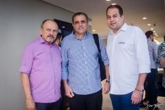 Honório Pinheiro, André Verçosa e Alexandre Pinheiro