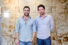 César Fiúza e Ivens Neto
