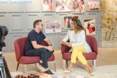 Ramiro Mendes e Márcia Travessoni