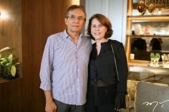 David e Ana Elisa Perdigão