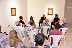 A obra de Ismael Nery é tema de conversa na Casa D'Alva