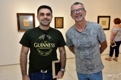 Isaac Furtado e Jorge Luis Lucraf
