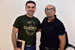 Isaac Furtado e Roberto Galvão