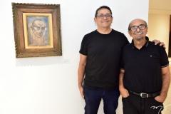 Paulo Guedes e Roberto Galvão