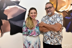 Raiane Queiroz e Zaquira Nobre